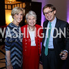 Susan King, Eleanor Clift, German Amb. Peter Wittig. Photo by Tony Powell. Anja Niedringhaus Awards. Residence of Germany. June 8, 2017