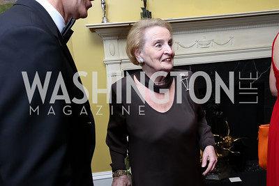 Sec. Madeleine Albright. Photo by Tony Powell. 2017 Atlantic Council Distinguished Leadership Awards. Ritz Carlton. June 5, 2017