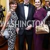 Amb. Capricia Marshall, C. Boyden Gray, Kosovo Amb. Vlora Citaku. Photo by Tony Powell. 2017 Atlantic Council Distinguished Leadership Awards. Ritz Carlton. June 5, 2017