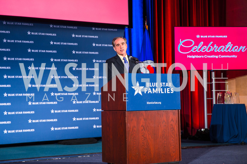 David Shulkin. Photo by Alfredo Flores. 2017 Blue Star Neighbors Celebration. U.S. Chambers of Commerce. March 22, 2017