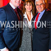 Patrick Murphy, Sheila Casey, George Casey. Photo by Alfredo Flores. 2017 Blue Star Neighbors Celebration. U.S. Chambers of Commerce. March 22, 2017