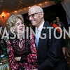 Ann and Bill Nitze. Photo by Tony Powell. 2017 Cafritz Welcome Back from Summer. September 8, 2017
