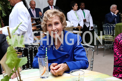 Connie Morella. Photo by Tony Powell. 2017 Cafritz Welcome Back from Summer. September 8, 2017
