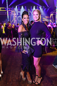 Bethany Kazaba, Dana Nebinski. Photo by Tony Powell. 2017 Chance for Life. MGM National Harbor. April 1, 2017