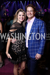 Callie and Brad Nierenberg. Photo by Tony Powell. 2017 Chance for Life. MGM National Harbor. April 1, 2017
