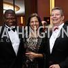Bishop Eugene Sutton and Sonya Sutton, Scott Pritchett. Photo by Tony Powell. 2017 Choral Arts Gala. Kennedy Center. December 18, 2017