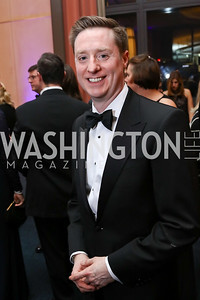Tad Czyzewski. Photo by Tony Powell. 2017 Choral Arts Gala. Kennedy Center. December 18, 2017