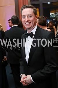Tad Czyzewski. Photo by Tony Powell. 2017 Choral Arts Gala. Kennedy Center. December 18, 2017