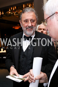 Netherlands Amb. Henne Schuwer. Photo by Tony Powell. 2017 Choral Arts Gala. Kennedy Center. December 18, 2017