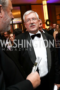 Switzerland Amb. Martin Dahinden. Photo by Tony Powell. 2017 Choral Arts Gala. Kennedy Center. December 18, 2017