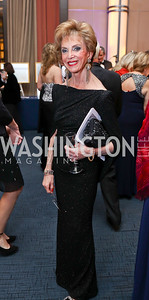 Jean Wolf. Photo by Tony Powell. 2017 Choral Arts Gala. Kennedy Center. December 18, 2017