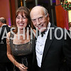 Debra Kraft Liberatore and Rob Liberatore. Photo by Tony Powell. 2017 Choral Arts Gala. Kennedy Center. December 18, 2017