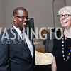 Antwan Wilson, Deputy Mayor for Education Jennifer Niles. Photo by Tony Powell. 2017 DC Ed Fund 10 Year Anniversary Dinner. Renwick Gallery. October 5, 2017