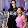 Jessica Rauch, Katie Aiello-Howard. Photo by Tony Powell. 2017 DC Ed Fund 10 Year Anniversary Dinner. Renwick Gallery. October 5, 2017