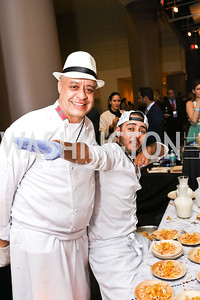 Morocco Chef Moha Fedal, Faical Zahraoui. Photo by Tony Powell. 2017 Embassy Chefs Challenge. Reagan Building. May 24, 2017