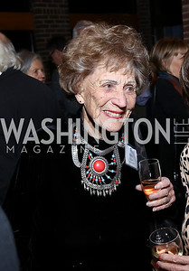 Marie Ridder. Photo by Tony Powell. EFF 25th Anniversary. Embassy of New Zealand. February 16, 2017
