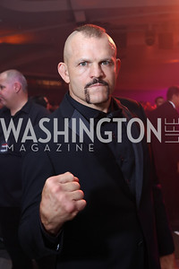 MMA Artist Chuck Liddell. Photo by Tony Powell. 2017 Fight Night. Washington Hilton. November 2, 2017