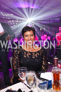 Mayor Muriel Bowser. Photo by Tony Powell. 2017 Fight Night. Washington Hilton. November 2, 2017
