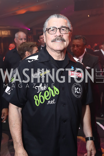 "Boxing and MMA Cutman Jacob ""Stitch"" Duran. Photo by Tony Powell. 2017 Fight Night. Washington Hilton. November 2, 2017"