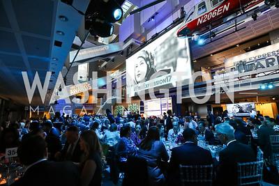 Photo by Tony Powell. 2017 Free Expression Awards. Newseum. April 18, 2017