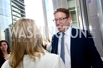 Jeffrey Herbst. Photo by Tony Powell. 2017 Free Expression Awards. Newseum. April 18, 2017