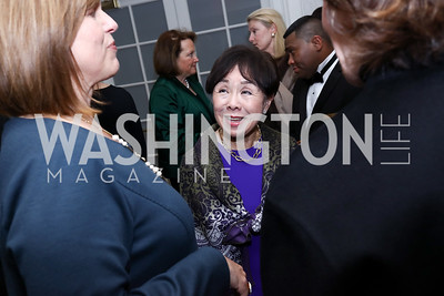 Rep. Doris Matsui. Photo by Tony Powell. 2017 Gershwin Prize Dinner. Hay Adams. November 14, 2017
