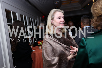 Genny Ryan. Photo by Tony Powell. 2017 Gershwin Prize Dinner. Hay Adams. November 14, 2017