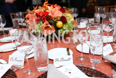Photo by Tony Powell. 2017 Gershwin Prize Dinner. Hay Adams. November 14, 2017