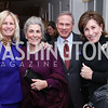 Susan Blumenthal, Barby Allbritton, Wayne and Catherine Reynolds. Photo by Tony Powell. 2017 Gershwin Prize Dinner. Hay Adams. November 14, 2017