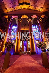 Photo by Tony Powell. 2017 Harman Center Gala. Building Museum. October 15, 2017