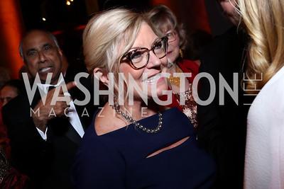 Gloria Dittus. Photo by Tony Powell. 2017 Harman Center Gala. Building Museum. October 15, 2017