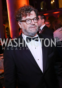 Director Kenneth Lonergan. Photo by Tony Powell. 2017 Harman Center Gala. Building Museum. October 15, 2017