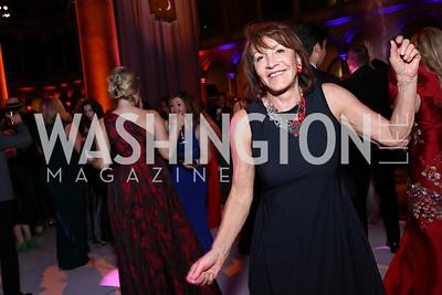 Nora Pouillon. Photo by Tony Powell. 2017 Harman Center Gala. Building Museum. October 15, 2017
