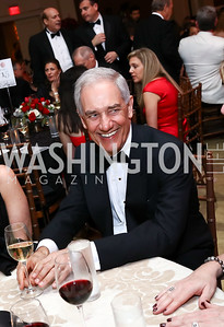 Dr. Richard Jonas. Photo by Tony Powell. 2017 Heart Ball. Mandarin Oriental. February 25, 2017