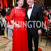 Heart Ball Chairs Barbara and David Humpton. Photo by Tony Powell. 2017 Heart Ball. Mandarin Oriental. February 25, 2017