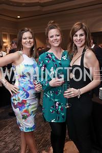 Jamie Weber, Tiffany Koch, Carolyn Stone. Photo by Tony Powell. 2017 Heart's Delight. Ritz Carlton. May 13, 2017
