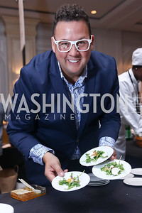Master Chef Graham Elliot. Photo by Tony Powell. 2017 Heart's Delight. Ritz Carlton. May 13, 2017