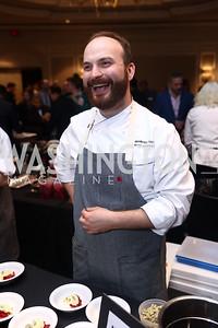 Gramercy Tavern's Miro Uskokovic. Photo by Tony Powell. 2017 Heart's Delight. Ritz Carlton. May 13, 2017