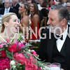 Louise Linton, Netherlands Amb. Henne Schuwer. Photo by Tony Powell. 2017 Hillwood Gala. June 6, 2017