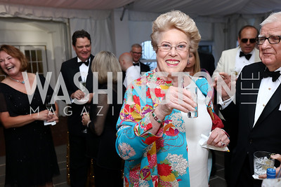 Ellen Charles. Photo by Tony Powell. 2017 Hillwood Gala. June 6, 2017