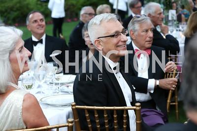 Joseph Carpenter. Photo by Tony Powell. 2017 Hillwood Gala. June 6, 2017