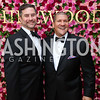 Ken Hyle and Dale Mott. Photo by Tony Powell. 2017 Hillwood Gala. June 6, 2017