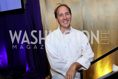 "Chef Eric Ziebold. Photo by Tony Powell. 2017 Joan Hisaoka ""Make a Difference"" Gala. Omni Shoreham. September 16, 2017"