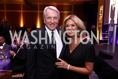 "Tom and Alice Blair. Photo by Tony Powell. 2017 Joan Hisaoka ""Make a Difference"" Gala. Omni Shoreham. September 16, 2017"