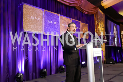 "Bob Hisaoka. Photo by Tony Powell. 2017 Joan Hisaoka ""Make a Difference"" Gala. Omni Shoreham. September 16, 2017"