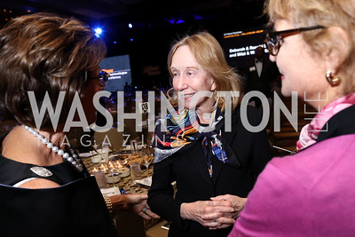 Doris Kearns Goodwin. Photo by Tony Powell. 2017 Holocaust Museum National Tribute Dinner. Marriott Marquis. April 24, 2017