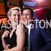 Celesta Kirk, Ben Tow. Photo by Tony Powell. 2017 Imagination Stage Gala. Italian Embassy. December 8, 2017
