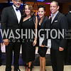 Andra Cain and Tiffani Whittaker, April Byrd Richmond and Roger Richmond. Photo by Tony Powell. 2017 Imagination Stage Gala. Italian Embassy. December 8, 2017