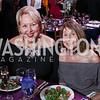 Marsha Muawwad, Betsy Grossman. Photo by Tony Powell. 2017 Imagination Stage Gala. Italian Embassy. December 8, 2017