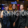 Tiffany Rose, Lynn Lightfoote, Tina Easter. Photo by Tony Powell. 2017 Imagination Stage Gala. Italian Embassy. December 8, 2017